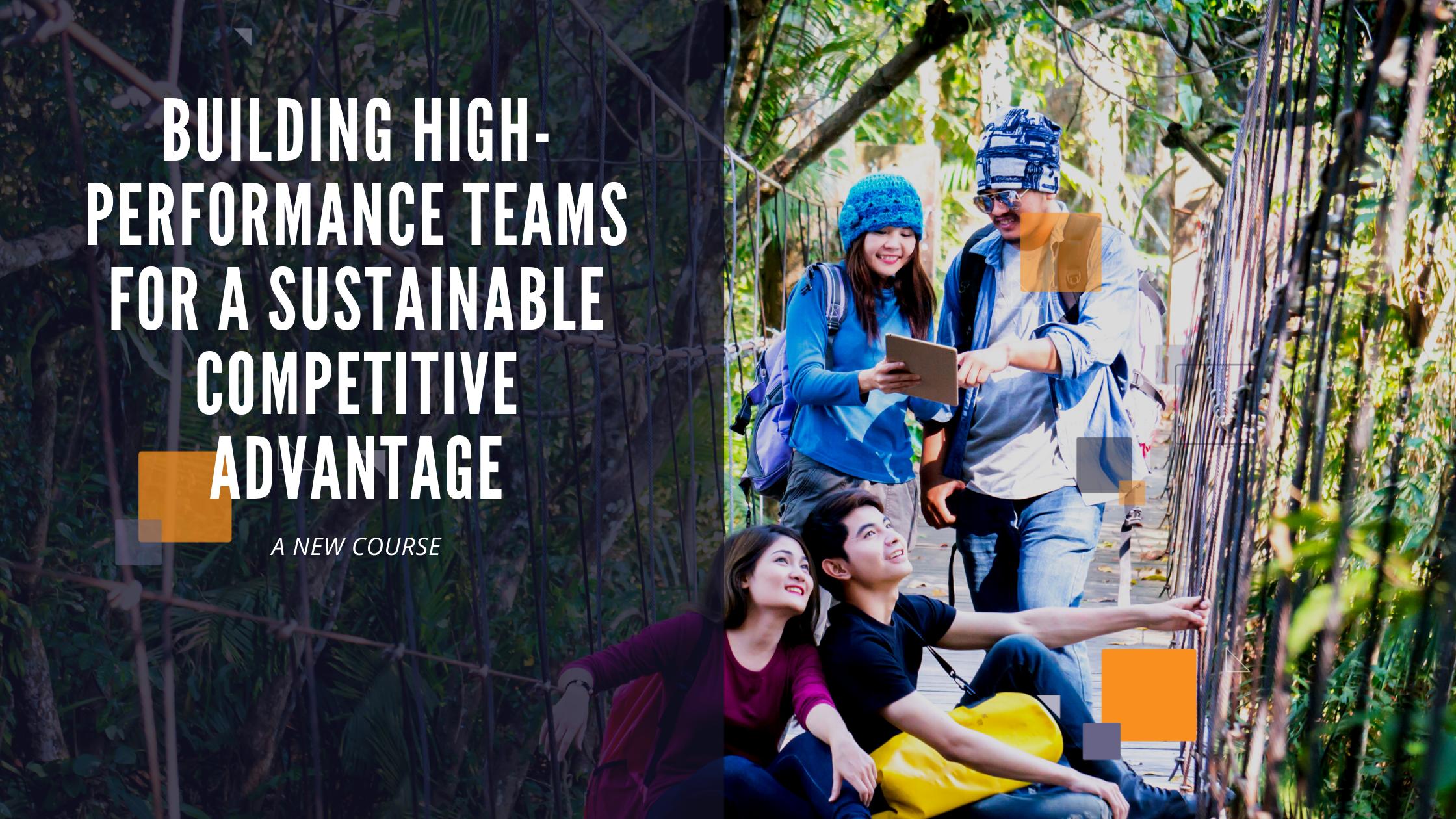 new tourism course team building leadership