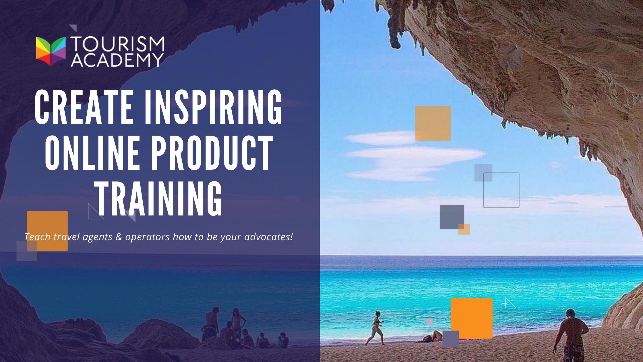 tourism online product training