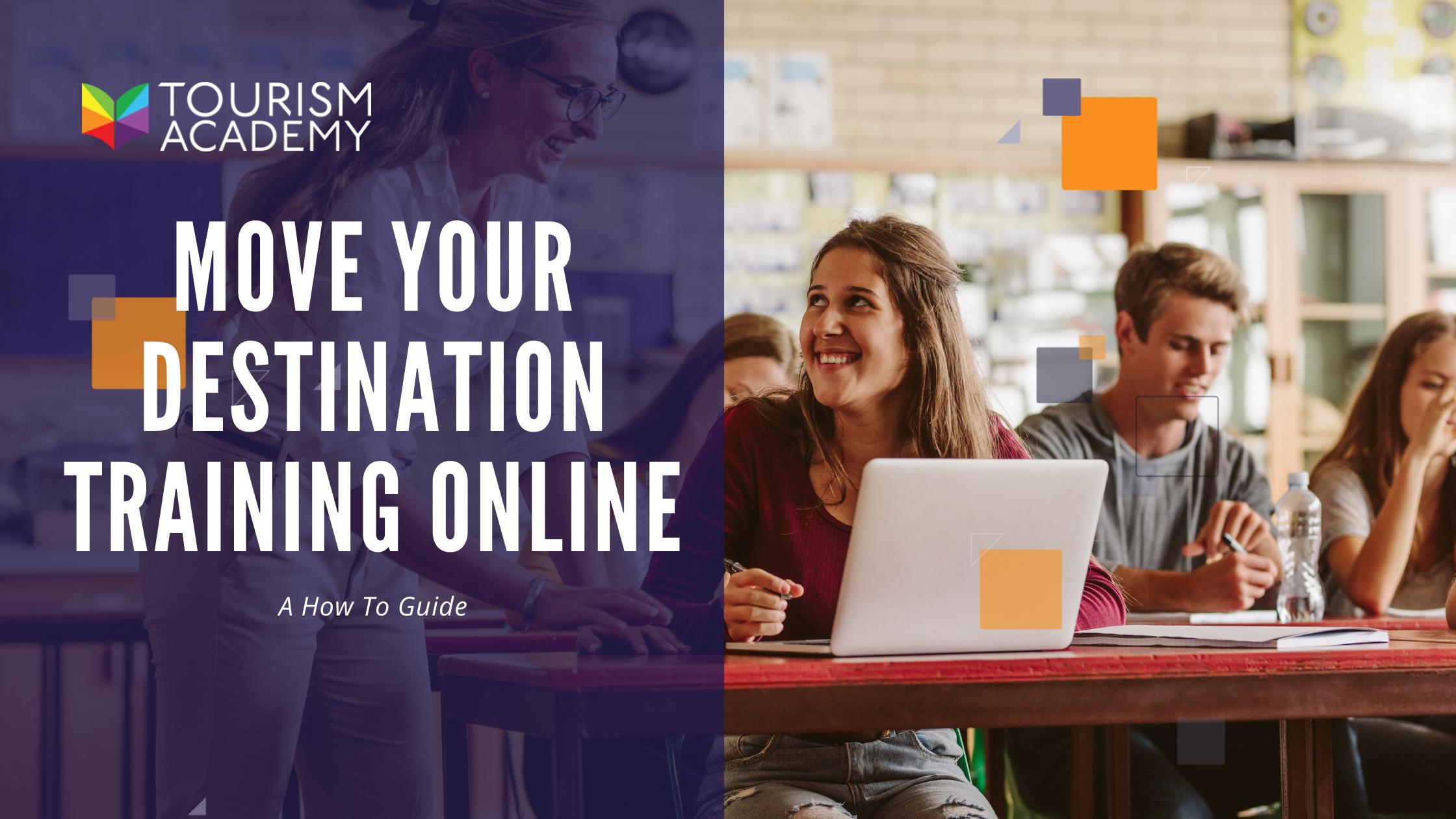 online destination sales training how to move it online tourism ambassador online travel training
