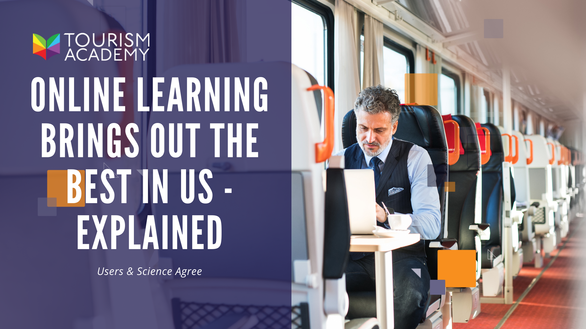 Online Learning Brings Out the Best in Us - Explained