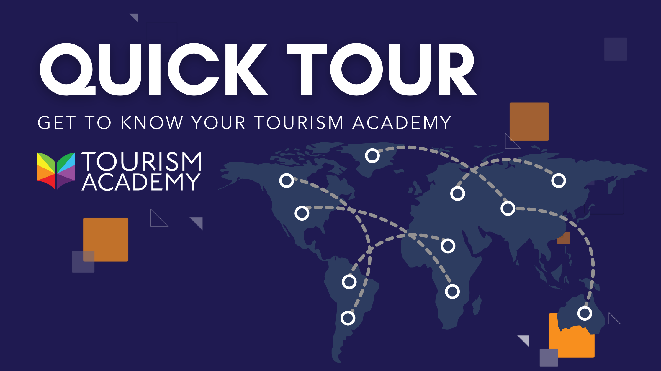 tourism academy tour quick get to know how does it work