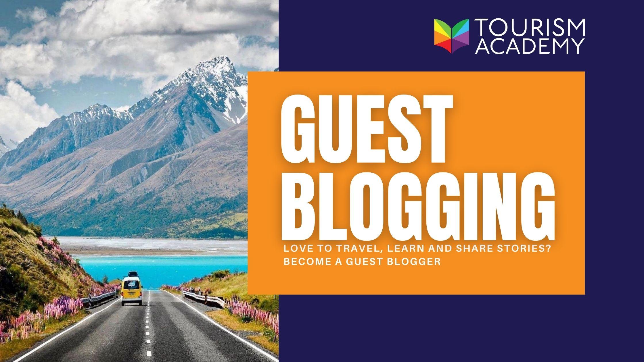 travel blog guest blogger writer tourism